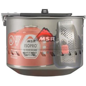 MSR Reactor 2.5 Stove System